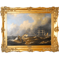 Paintings and frames