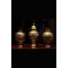 Set of Georgian style vases