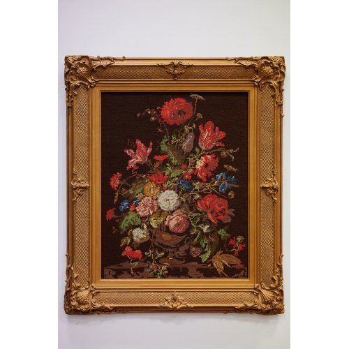 Tapestry, Flowers