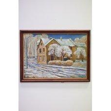 Winter In Dubulti, Gunars Sprogis