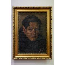 Portrait of a man, A. Shtals