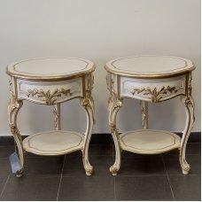 Tables-bedside tables