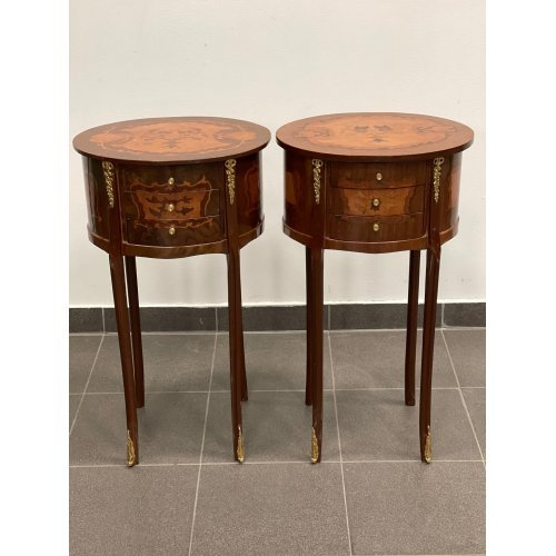 Bedside tables (2pc)