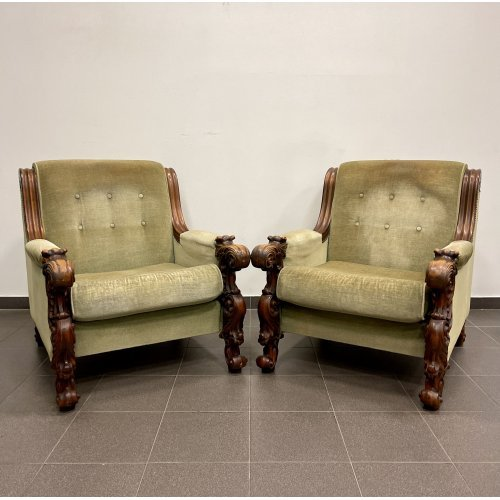 Armchairs (2pc)