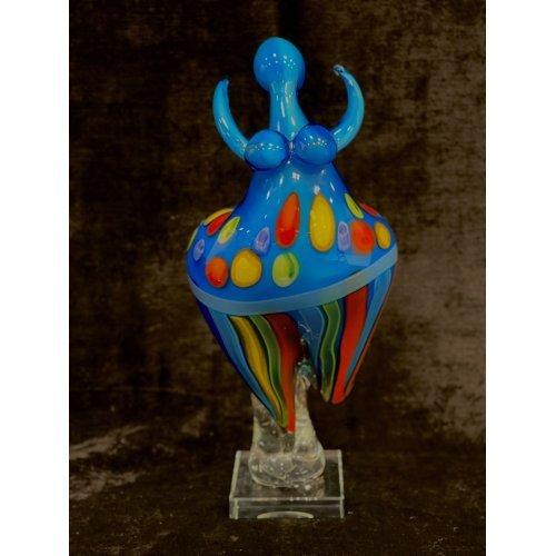 Murano glass figure
