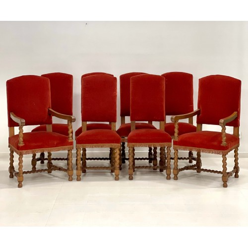 Chairs (8pc)