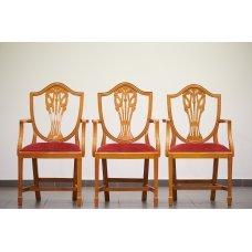 Antique chair set
