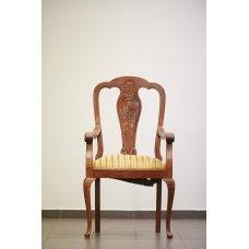 Antique mahogany chair