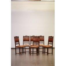 Set of antique chairs (6 PCs)