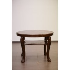 Antique Chippendale-style table