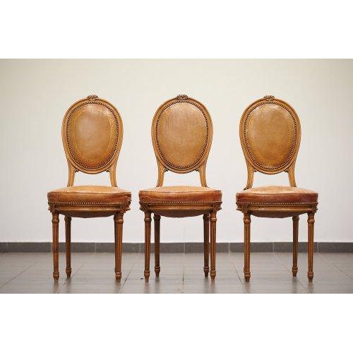 Antique chairs (3 pcs)