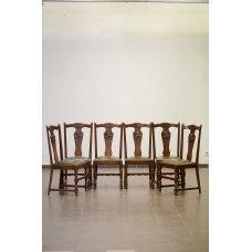 Antique chair set (6 PCs)