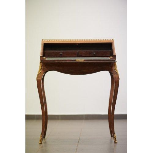 Antique, mahogany secretaire