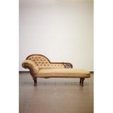 Antique Rekamje walnut sofa
