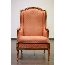 Antique walnut chair