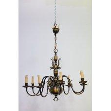 Empire style chandelier