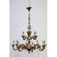 Antique Rococo style  chandelier