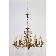 Antique Rococo chandelier