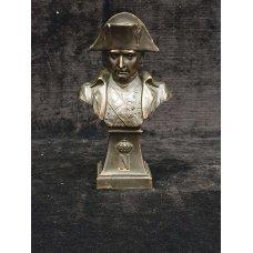 Antique bronze figure of Napoleon